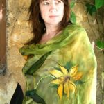 felted summer clothing for women